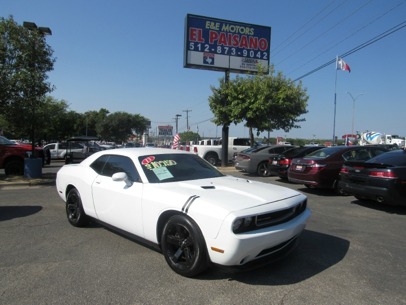 Dodge Challenger 2013 price $10,950