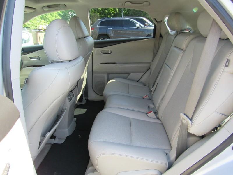 2011 Lexus RX 350 FWD 4dr - Inventory | E & E Motors El ...