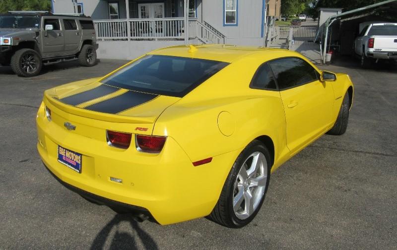 Chevrolet Camaro 2012 price $14,950