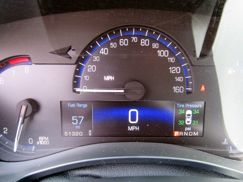 Cadillac ATS Sedan 2015 price $18,950