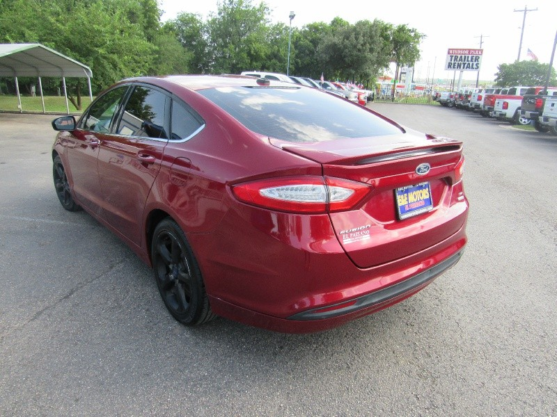 Ford Fusion 2015 price $12,950