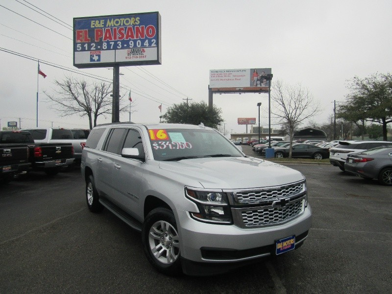 Chevrolet Suburban 2016 price $34,950