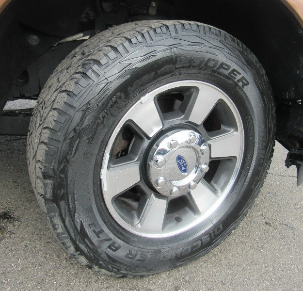 Ford Super Duty F-350 SRW 2011 price $24,950