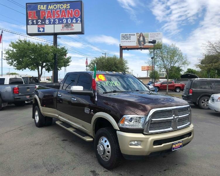 RAM 3500 2014 price $41,950