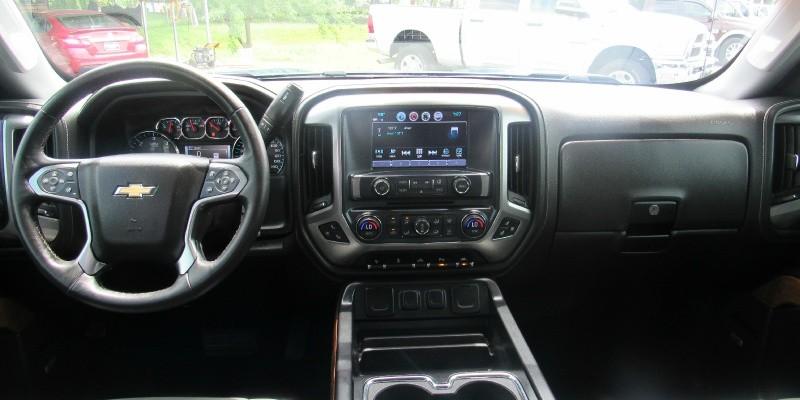 Chevrolet Silverado 1500 2017 price $37,950