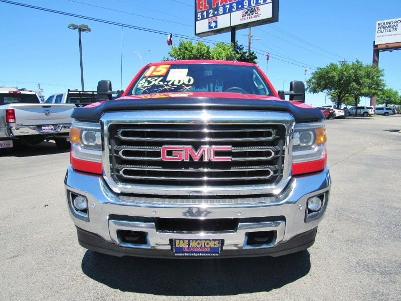 GMC Sierra 2500HD 2015 price $36,950