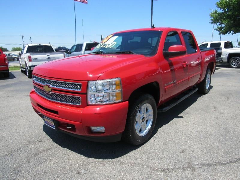Chevrolet Silverado 1500 2012 price $21,950