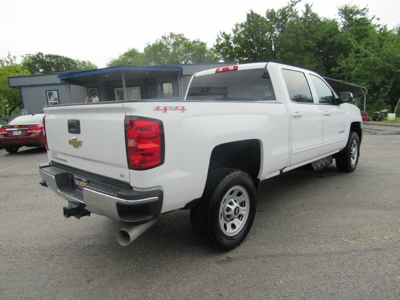 Chevrolet Silverado 2500HD 2017 price $44,950