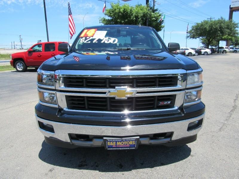 Chevrolet Silverado 1500 2014 price $27,950