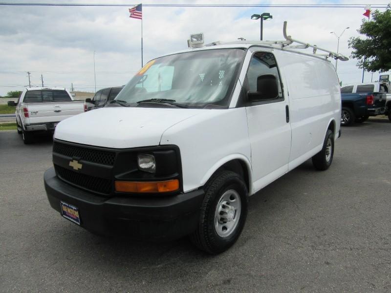 Chevrolet Express Cargo Van 2008 price $10,950