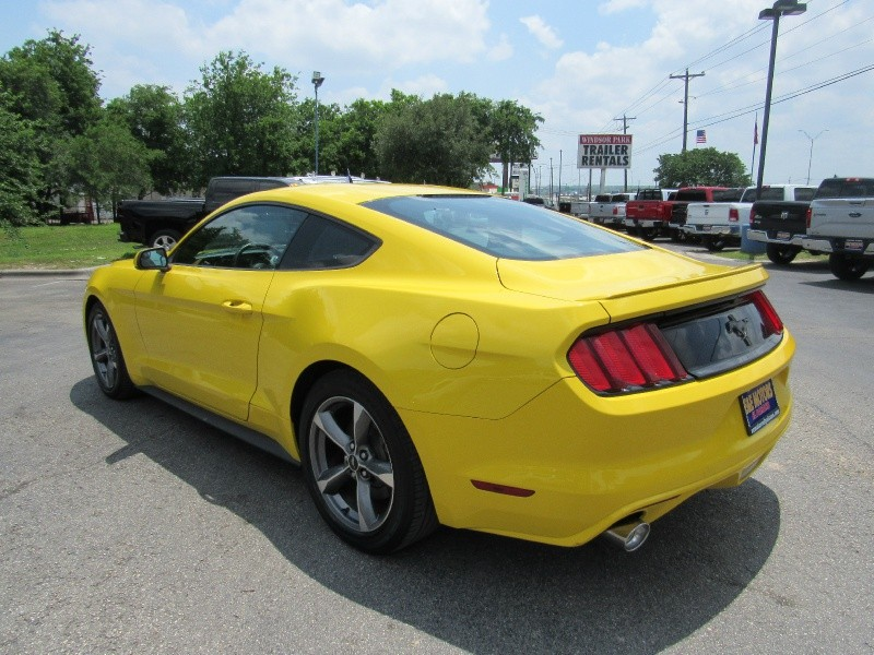 Ford Mustang 2016 price $21,950