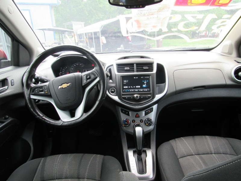 Chevrolet Sonic 2017 price $13,950