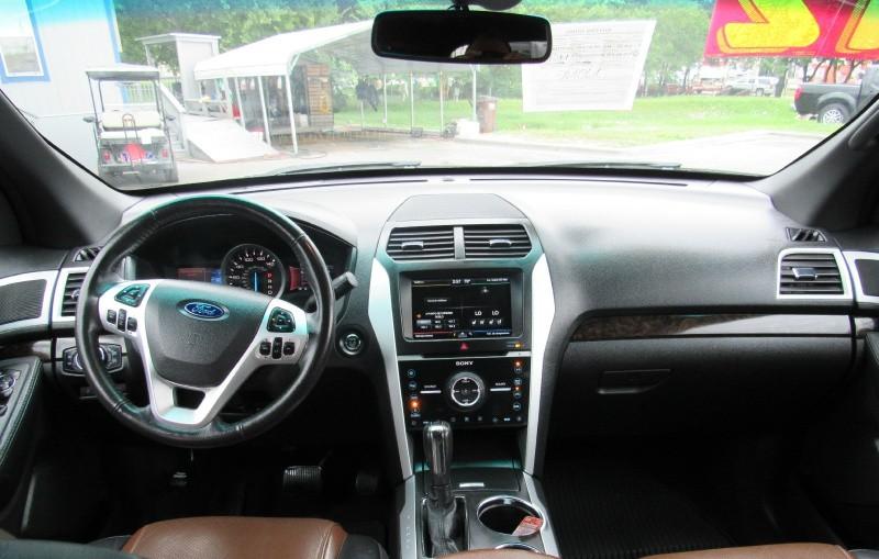 Ford Explorer 2012 price $14,950