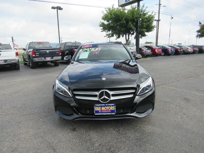 Mercedes-Benz C-Class 2015 price $24,950