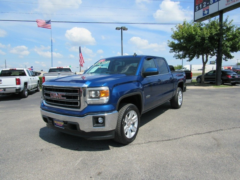 GMC Sierra 1500 2015 price $26,950