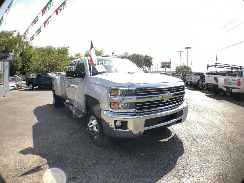 Chevrolet Silverado 3500HD 2016 price $49,950