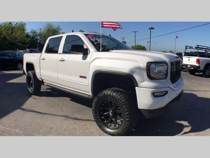 GMC Sierra 1500 2017 price $44,950