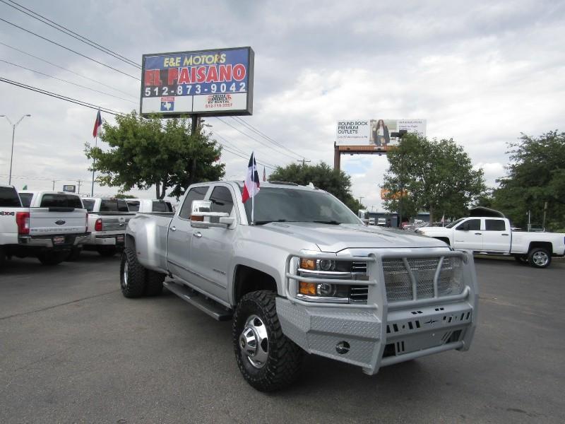 Chevrolet Silverado 3500HD 2016 price $42,950