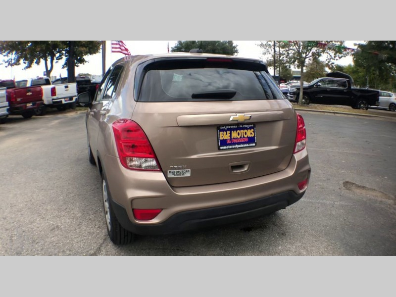 Chevrolet Trax 2018 price CALL FOR PRICE