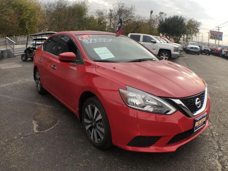 Nissan Sentra 2019 price $20,950