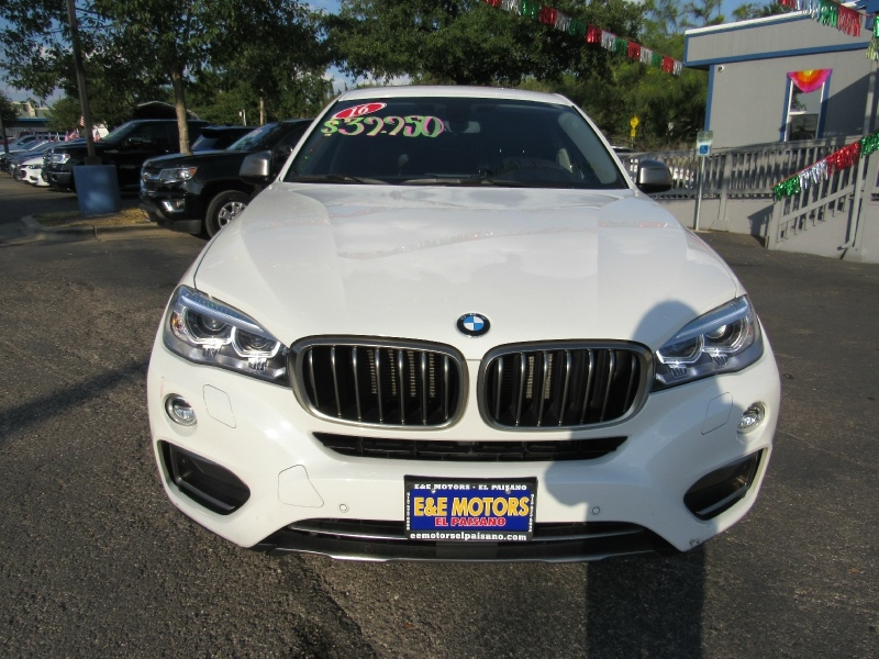 BMW X6 2016 price $39,950