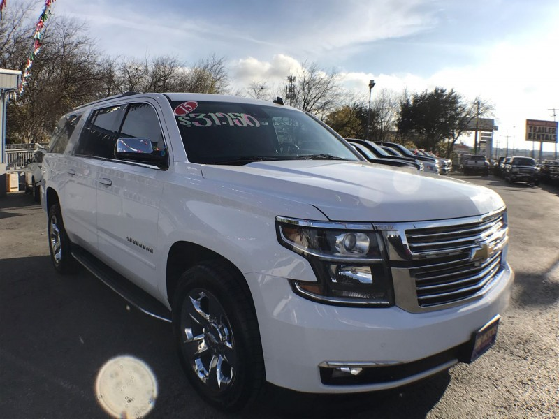 Chevrolet Suburban 2015 price Call for Pricing.