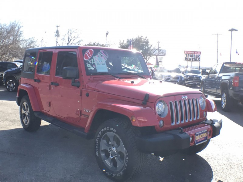 Jeep Wrangler Unlimited 2017 price Call for Pricing.