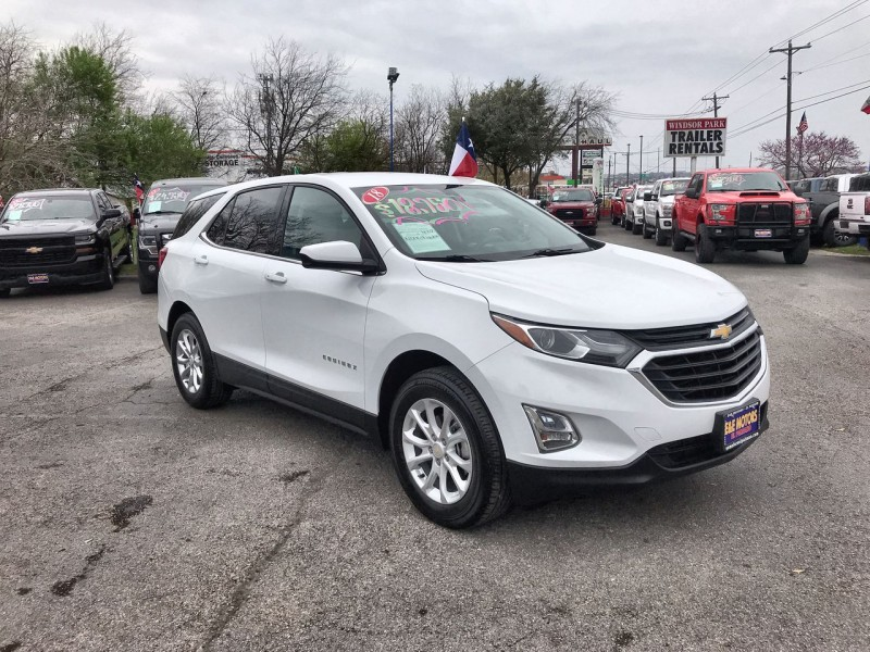 Chevrolet Equinox 2018 price CALL FOR PRICE