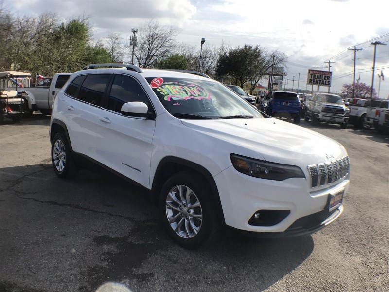 Jeep Cherokee 2019 price $0