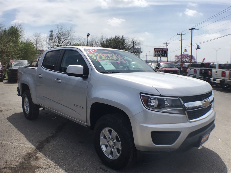Chevrolet Colorado 2019 price $28,950
