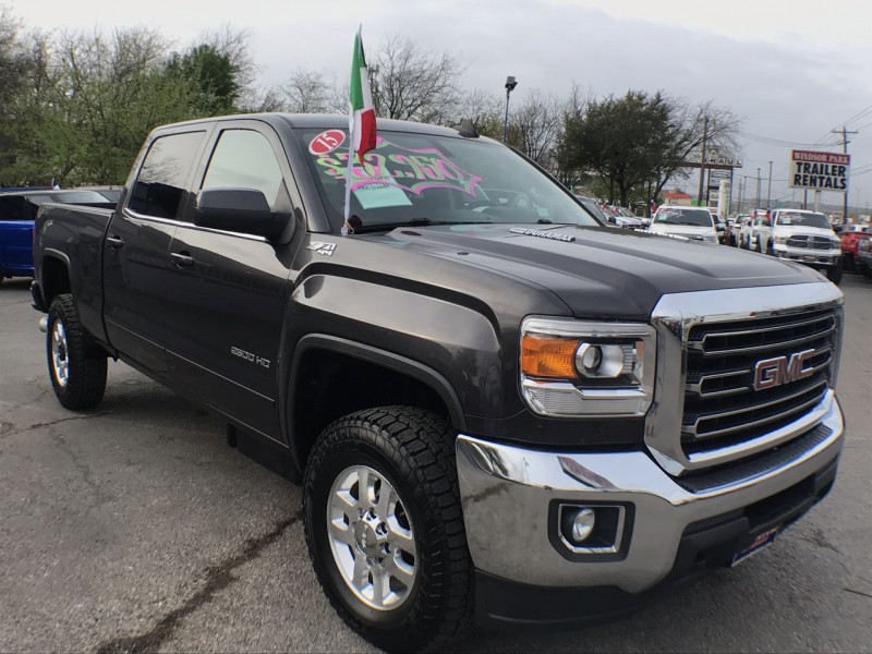 GMC Sierra 2500HD 2015 price $32,950
