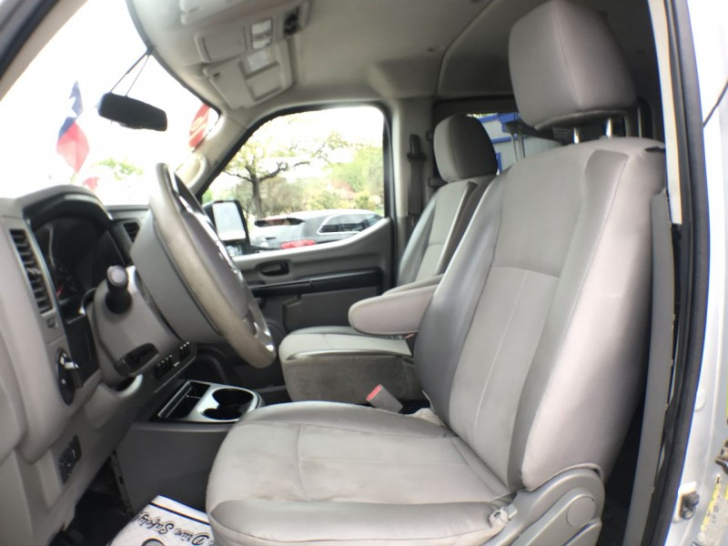 Nissan NVP 2016 price $13,950