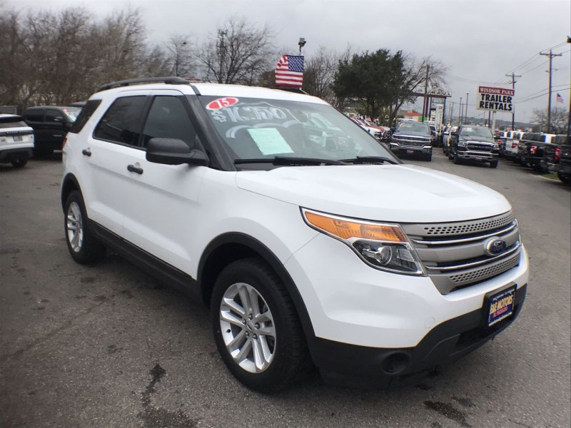 Ford Explorer 2015 price $0