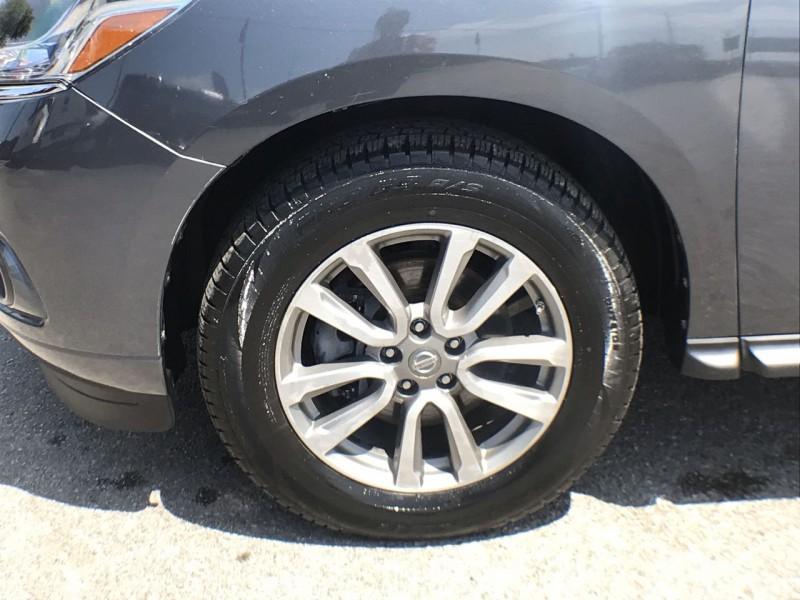 Nissan Pathfinder 2013 price $0