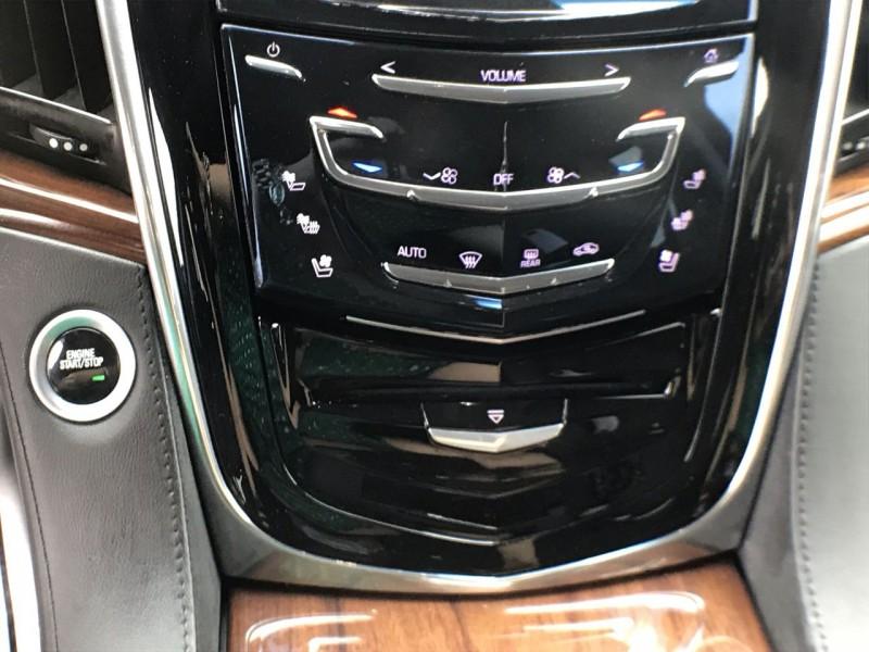 Cadillac Escalade 2016 price $0