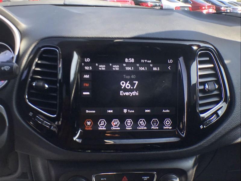 Jeep Compass 2019 price $0