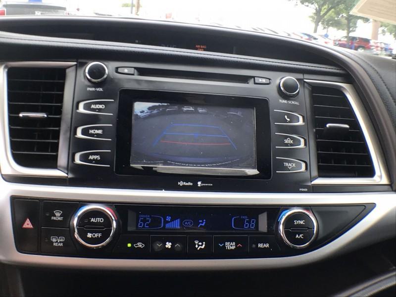 Toyota Highlander 2015 price $0
