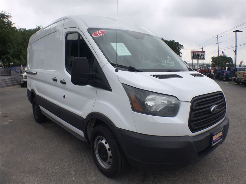 Ford Transit Cargo Van 2015 price CALL FOR PRICE