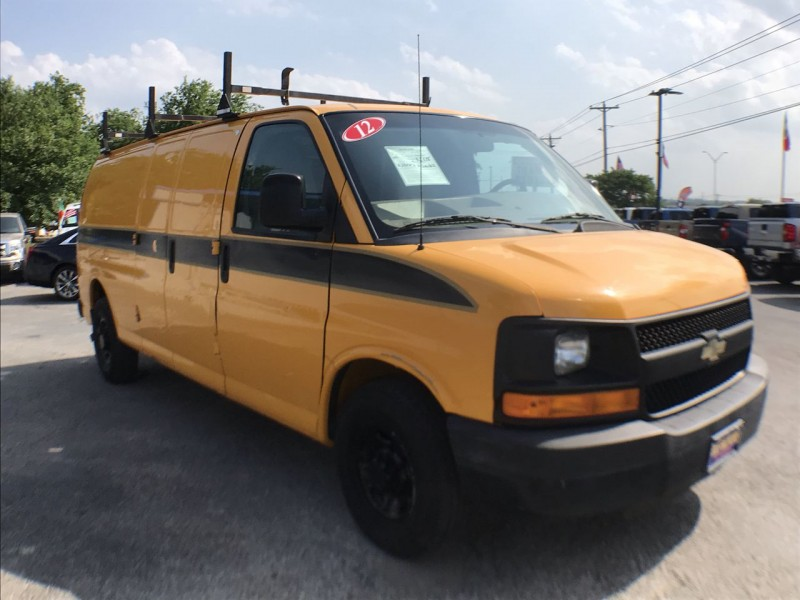 Chevrolet Express Cargo Van 2012 price CALL FOR PRICE