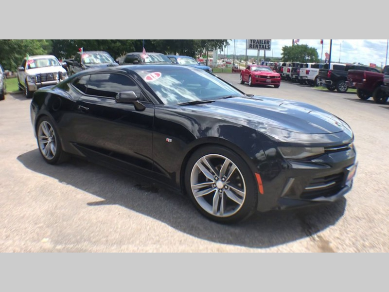 Chevrolet Camaro 2018 price CALL FOR PRICE