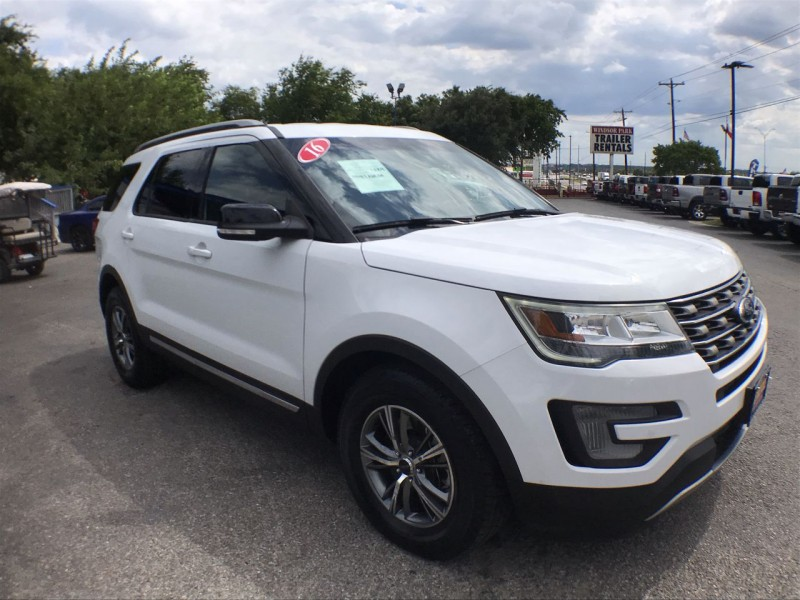 Ford Explorer 2016 price CALL FOR PRICE