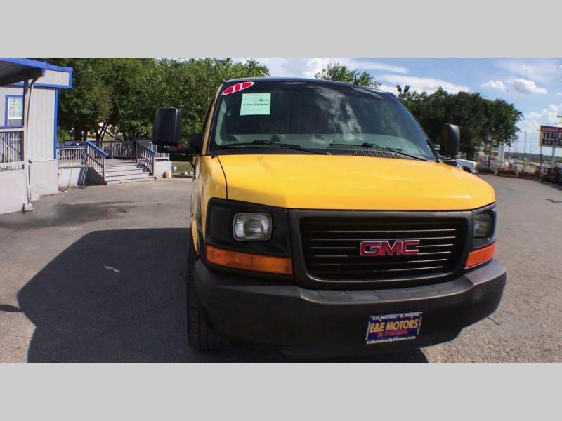 GMC Savana Cargo Van 2011 price CALL FOR PRICE