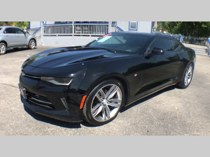 Chevrolet Camaro 2017 price CALL FOR PRICE