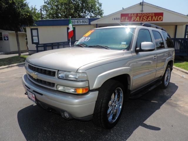 2006 Chevrolet Tahoe 4dr 2wd Inventory E E Motors El Paisano
