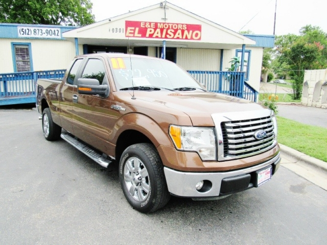 2011 Ford F 150 2wd Supercab 145 Xl Inventory E E Motors El