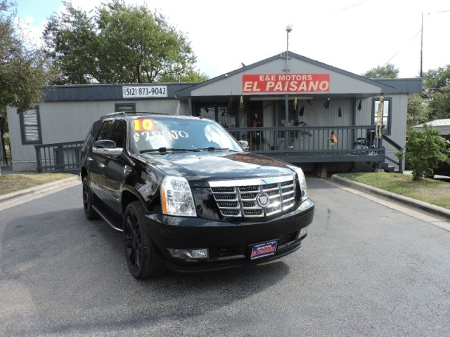 2010 Cadillac Escalade 2wd 4dr Base Inventory E E Motors El
