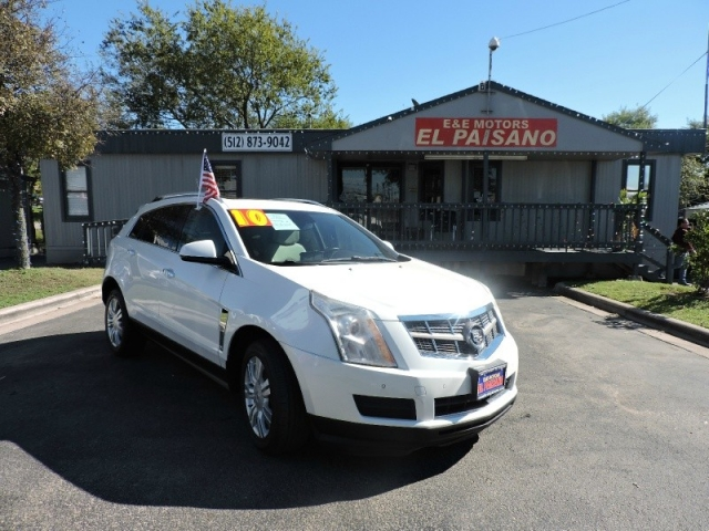 2010 Cadillac Srx Fwd 4dr Luxury Collection Inventory