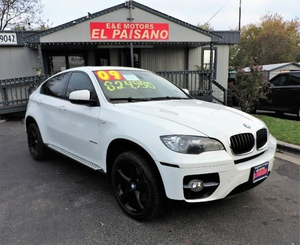 2009 BMW X6 AWD 4dr 50i - Inventory | E & E Motors El Paisano | Auto ...