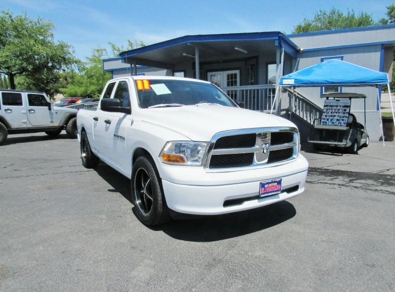 2011 ram 1500 2wd quad cab 140 5 slt inventory e e for E e motors el paisano