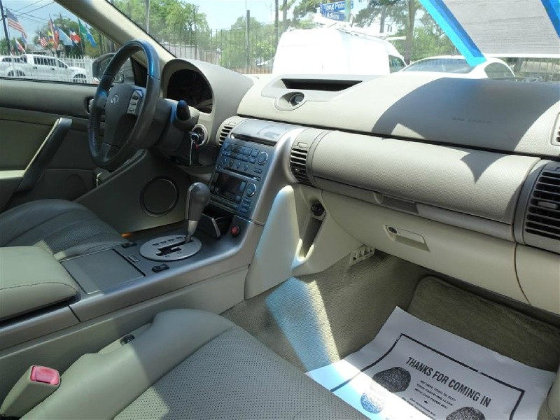 Infiniti G 35 2004 price $7,995
